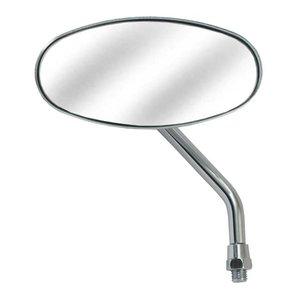 Back spegel oval